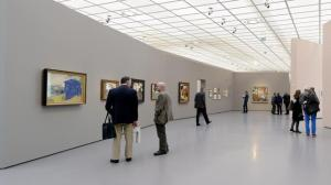 Kunsthaus le sale con Chagall 2