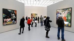 Kunsthaus le sale con Chagall